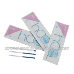 HCG urine test strip