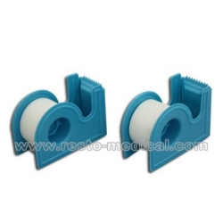 Surgical tape with dispenser