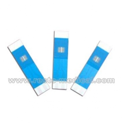 Blood glucose test strip