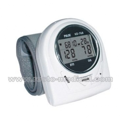 Wrist Type Fully Automatic Electronic Blood Pressure Monitor