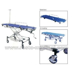 Multifunctional saving stretcher