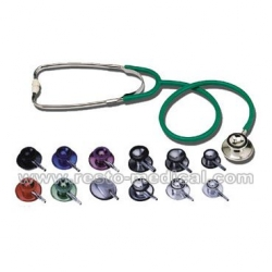 Dual head stethoscope