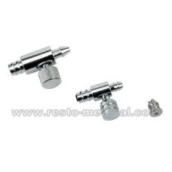 Air Release Valve and End Valve for Sphygmomanometer