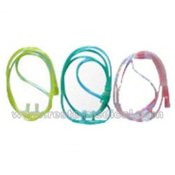 Colorful oxygen cannula