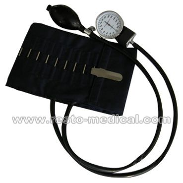 Aneroid Sphygmomanometer with metal hook type