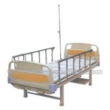 ABS hand folding bed