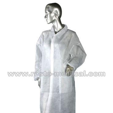 Visit gown