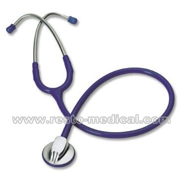 Deluxe single head stethoscope