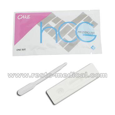 HCG urine test cassette