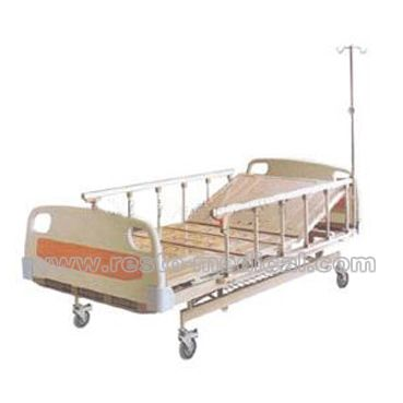 Luxury hand folding bed