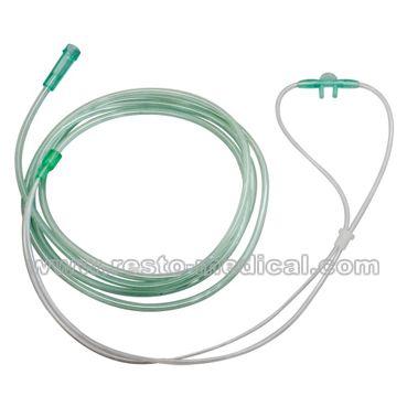Nasal oxygen cannula
