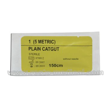 Plain catgut