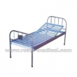 Stainless steel folding bed