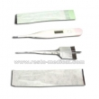 Disposable thermometer probe cover