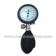 Gauge with Bulb